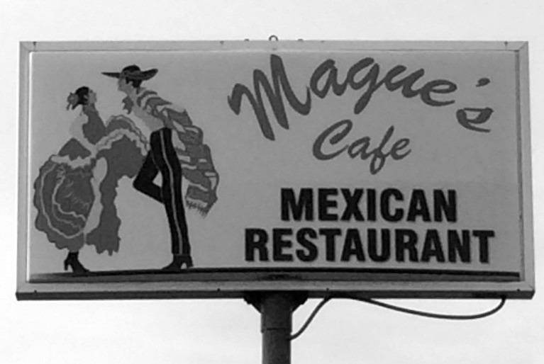 Mague's Cafe Boerne Texas 1