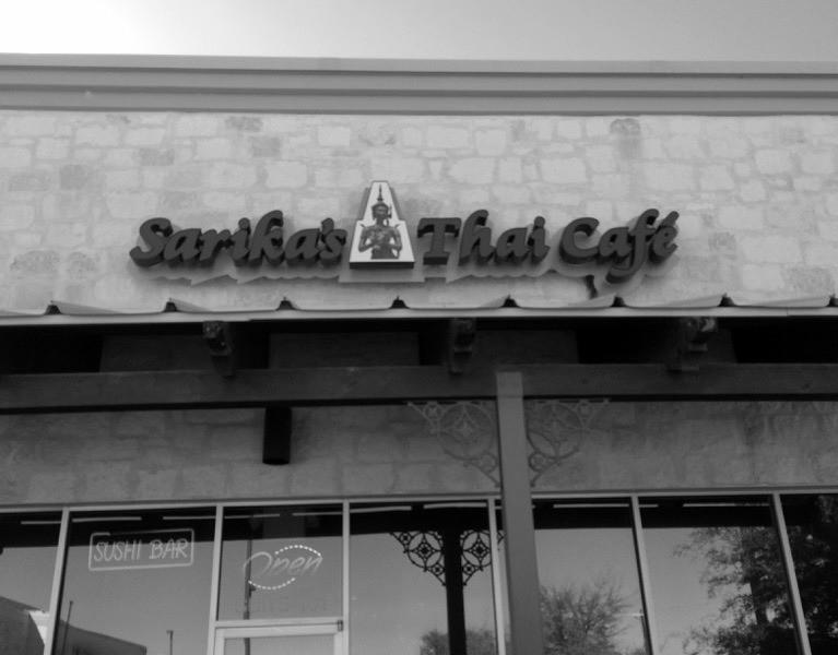 Sarikas Thai Cafe Boerne Texas 1