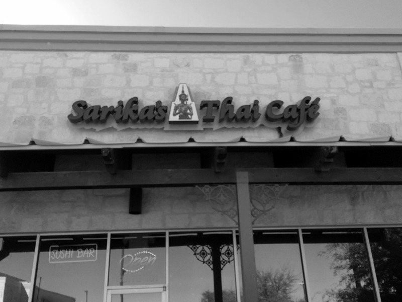 Sarikas Thai Cafe Boerne Texas 1